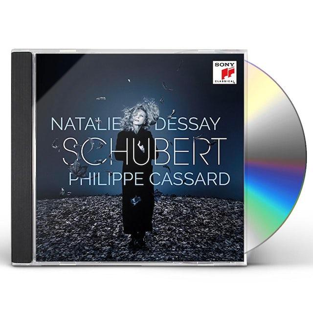 Natalie Dessay SCHUBERT CD