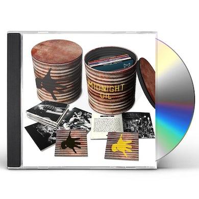 Midnight Oil FULL TANK CD