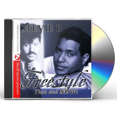 Stevie B. FREESTYLE THEN & NOW CD