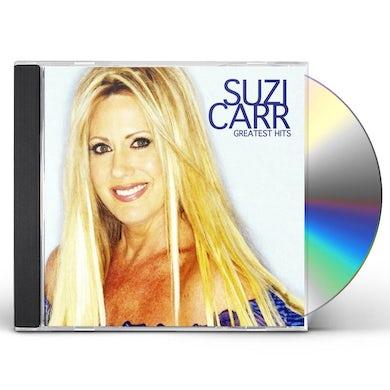 Suzi Carr GREATEST HITS CD