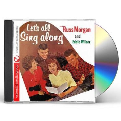 Russ Morgan LET'S ALL SING ALONG CD