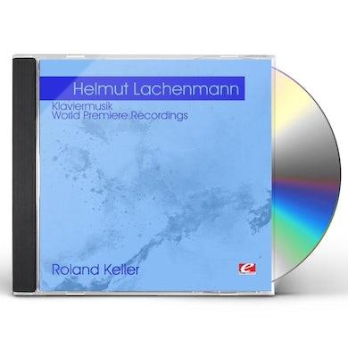 LACHENMANN: KLAVIERMUSIK CD