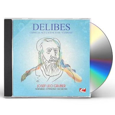 Delibes COPPELIA: ACT I SCENE XVIII: CSARDAS CD