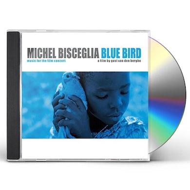 Michel Trio Bisceglia BLUE BIRD - Original Soundtrack CD