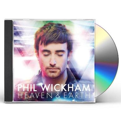 Phil Wickham HEAVEN & EARTH CD