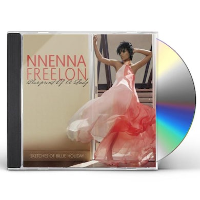 Nnenna Freelon BLUEPRINT OF A LADY: SKETCHES OF BILLIE HOLIDAY CD