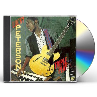 Lucky Peterson TRIPLE PLAY CD