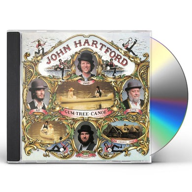 John Hartford GUM TREE CANOE CD