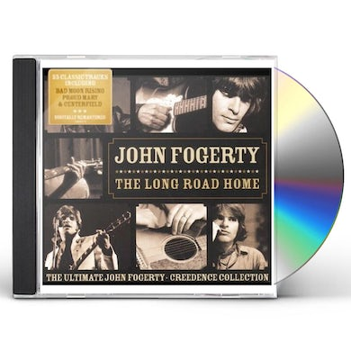 John Fogerty LONG ROAD HOME: ULT FOGERTY CREEDENCE COLLECTION CD