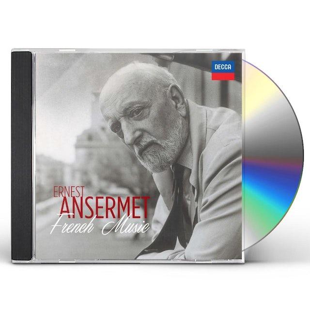 Ernest Ansermet / L'Orchestre De La Suisse Romande FRENCH MUSIC CD