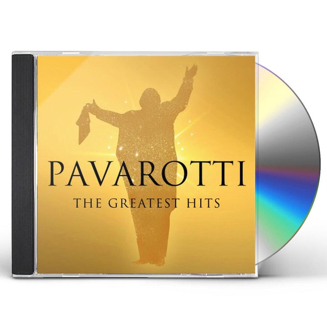 Luciano Pavarotti GREATEST HITS CD