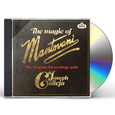 Joseph Calleja The Magic of Mantovani CD