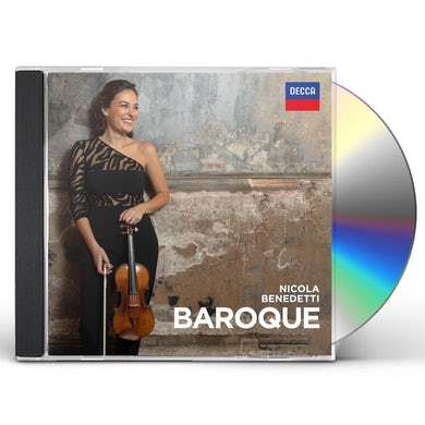 Nicola Benedetti Baroque CD
