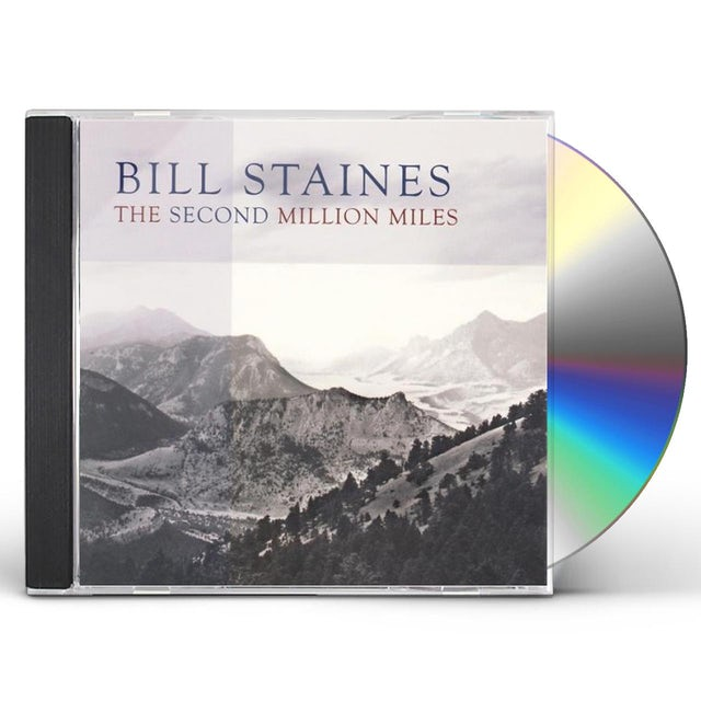 Bill Staines SECOND MILLION MILES CD