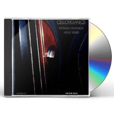 Thomas Demenga CELLORGANICS CD