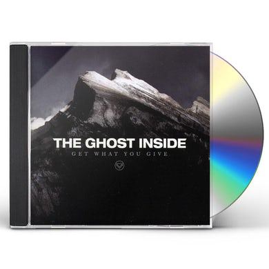 The Ghost Inside GET WHAT YOU GIVE CD