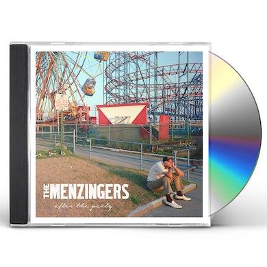 The Menzingers AFTER THE PARTY CD