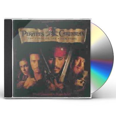 Soundtrack Pirates Of The Caribbean (Klaus Badelt) CD