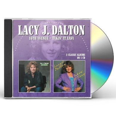 Lacy J. Dalton 16 Th Avenue/Takin' It Easy CD