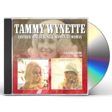 Tammy Wynette Another Lonely Song Woman To Woman CD