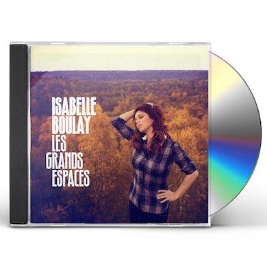 GRANDS ESPACES CD