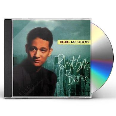 D.D. Jackson RHYTHM DANCE CD