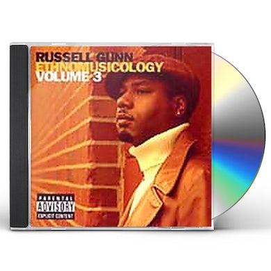 Russell Gunn ETHNOMUSICOLOGY 3 CD
