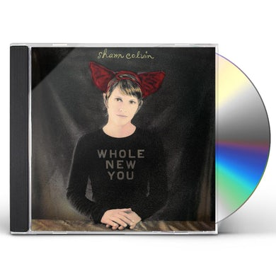 Shawn Colvin WHOLE NEW YOU CD