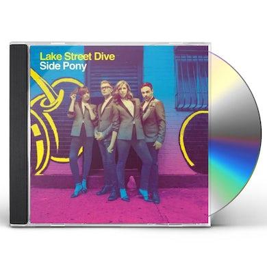 Lake Street Dive SIDE PONY CD