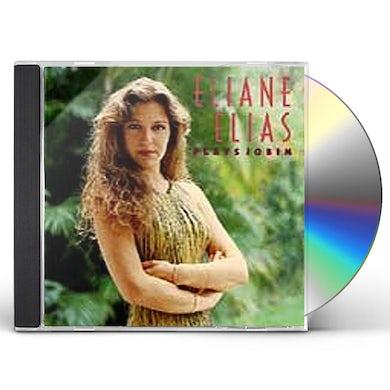 Eliane Elias PLAYS JOBIM CD