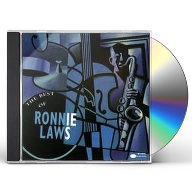 Ronnie Laws BEST OF CAPITOL & BLUE NOTE YEARS CD