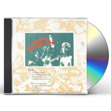 Lou Reed BERLIN CD
