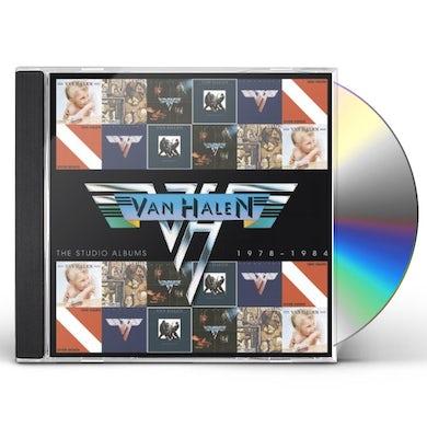 Van Halen STUDIO ALBUMS 1978-1984 CD