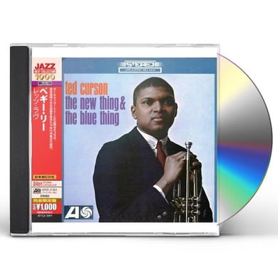Ted Curson NEW THING & THE BLUE THING CD