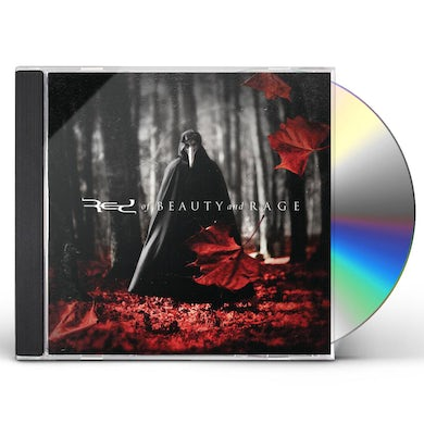 Red OF BEAUTY & RAGE CD