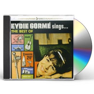 Eydie Gorme SINGS THE BEST OF CD