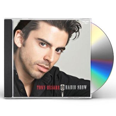 Tony DeSare RADIO SHOW CD