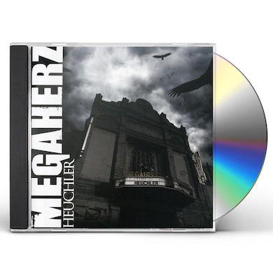 Megaherz HEUCHLER CD