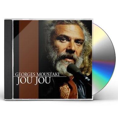 Georges Moustaki JOU JOU CD