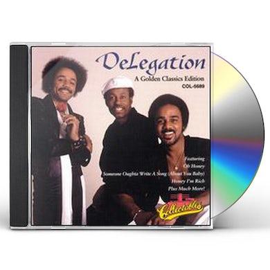 Delegation GOLDEN CLASSICS EDITION CD