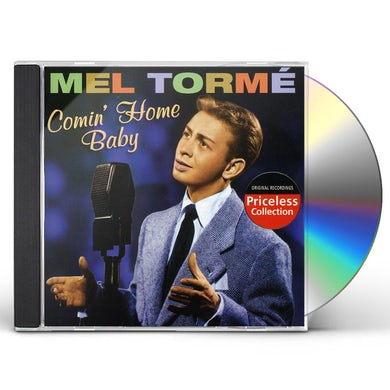 Mel Torme COMIN HOME BABY CD