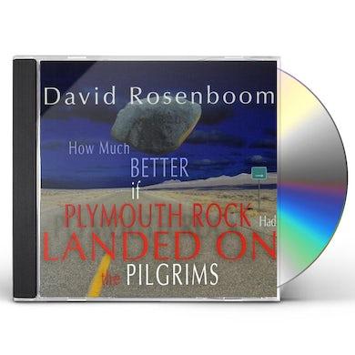 David Rosenboom CD