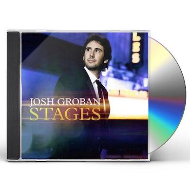 Josh Groban Stages [Deluxe] [Slipcase] CD