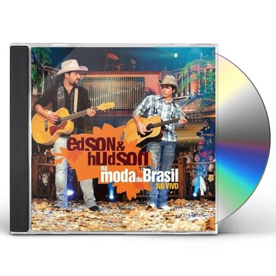 Edson & Hudson NA MODA DO BRASIL AO VIVO CD