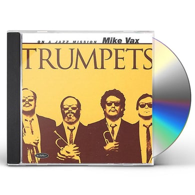 Mike Vax TRUMPETS CD