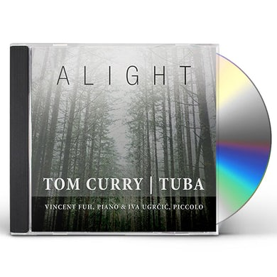 Tim Curry ALIGHT CD