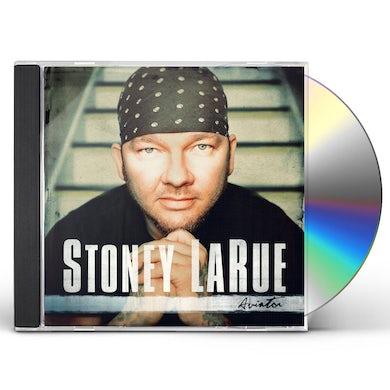 Stoney Larue AVIATOR CD