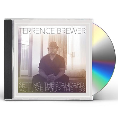 Terrence Brewer TB 3: SETTING THE STANDARD 4 CD