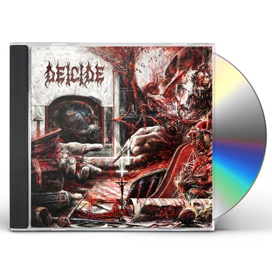 Deicide Overtures Of Blasphemy CD