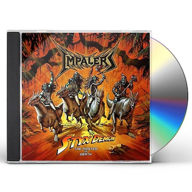 IMPALERS STYX DEMON: THE MASTER OF DEATH - EP CD